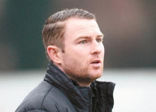 With changes afoot at The Gore, Shone felt Burnham FC job was too good to turn down