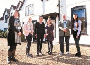 New Dorney school creates safe learning space for children in care