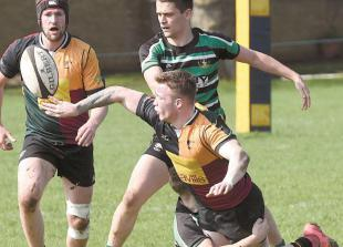 Play-off final heartache for Windsor RFC as they lose to Marlborough RFC in last play of the match