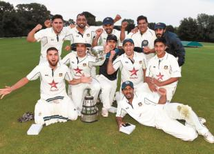 Burnham strap on their pads for defence of Julian Cup crown