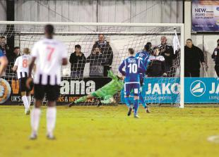 Ayo excited by move to Maidenhead United, after turning his back on unsettling period at Eastleigh FC