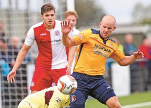 Football round-up: Slough Town beat Gloucester City to claim their first victory