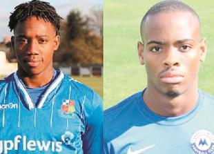 Maidenhead United bring in Sheckleford and Cole to strengthen defensive options