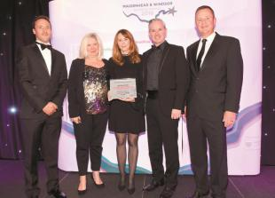 In pictures: Maidenhead and Windsor Business Awards 2018