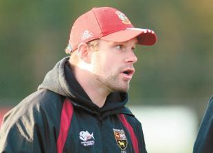 Keeping it simple is key to success, says Maidenhead RFC head coach