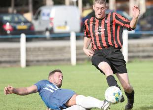 Marlow United deliver cup KO to rivals Cookham Dean