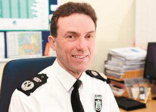 Thames Valley Police top cop to retire