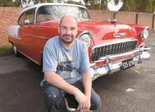 Jolly Car Show raises money for charity