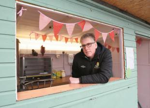Thieves break in to Holyport FC tea bar