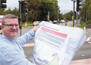 Work to start next week on Bath Road sustainable travel scheme