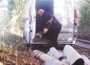 Fly tippers in Bucks pay out £1 million since 2004
