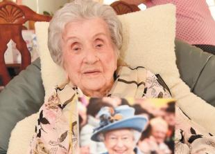 'Fun filled' Freda Weyman, 107, passes away in Water Oakley