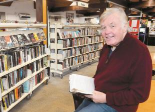 Burnham playwright and journalist Michael Pearcy to lead free creative writing session