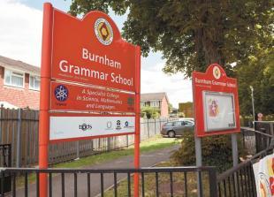 Burnham Grammar School rebuild given 'conditional permission'