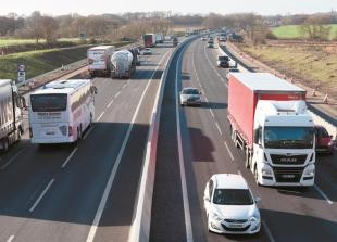 Upcoming weekend M4 closures for smart motorway works