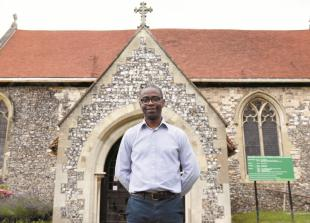 New clergy member joins St Peter's Church following online ceremony