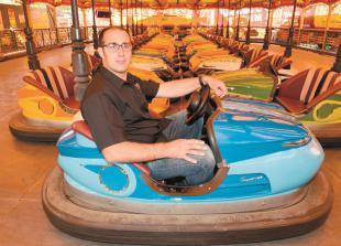 Carters Steam Fair offers 'Dodgems Experience'