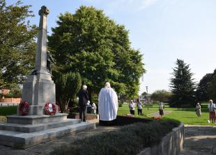 'Mind-blowing' heroes remembered on Battle of Britain Day