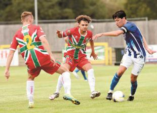 Windsor FC boss Cooper not demoralised by Royalists' sluggish start to season