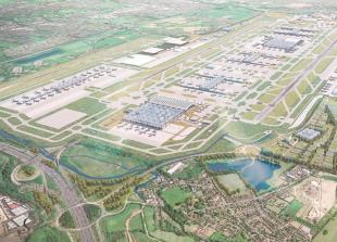 Heathrow Airport begins Supreme Court appeal over third runway block