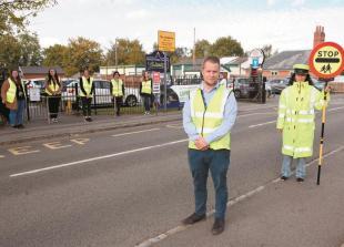 Headteacher urges drivers to slow down through White Waltham