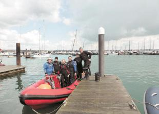 Royal Borough diving club needs a new home for its boats
