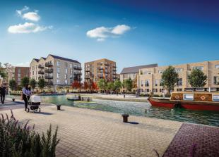 Green light for £68 million canal side development including 312 homes