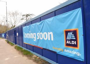 German supermarket Aldi eyes eight more Berkshire stores