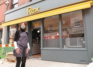Bucks couple open up new artisan bakery in Windsor