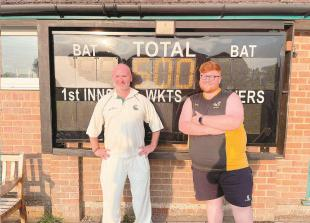 Taylor to play on for many more years after taking 500th wicket