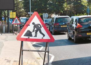 Maidenhead driver hits out at tailbacks caused by A4 crossing works