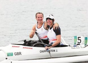 Jeanette Chippington says she'll cherish memories of Tokyo Paralympics forever