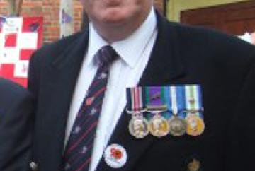 Veteran speaks on 30th anniversary of Falklands War