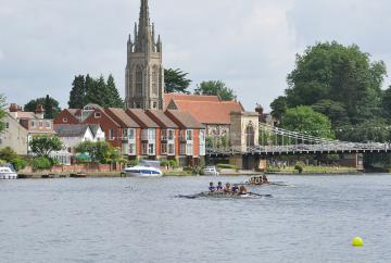 Marlow Area