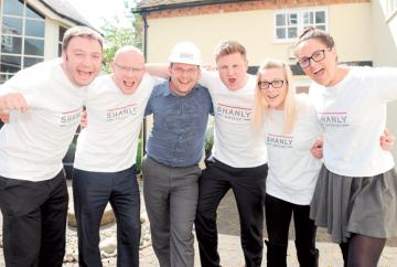 Shanly Homes issues battle cry ahead of Cracker Challenge