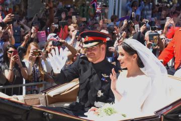 Prince Harry and Dutchess of Cambridge set to move to Windsor