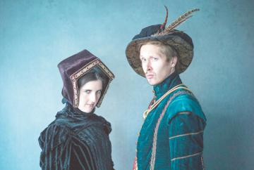 Great British Mysteries: Rollicking through Tudor history any witch way they want to