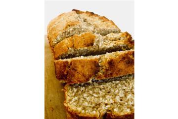 Feeding Time Blog: Jamaican coconut bread