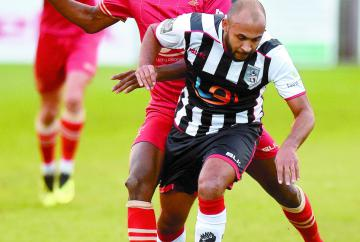 Comley sent off as Maidenhead United lose at home to Hartlepool United