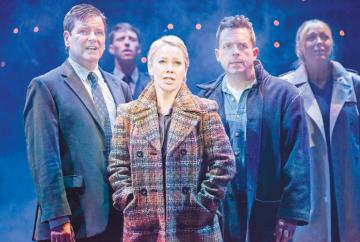 REVIEW: Blood Brothers at Windsor Theatre Royal