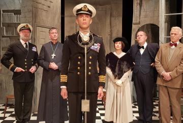 REVIEW: The King's Speech at Windsor Theatre Royal