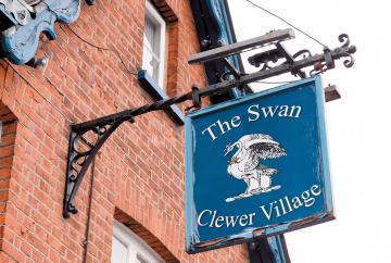 A Windsor pub is celebrating after winning a Great British Pub award
