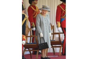 GALLERY: The Queen enjoys official birthday parade at Windsor Castle