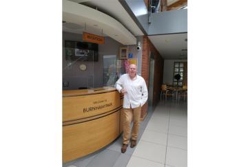 Burnham Parish Council welcomes new clerk