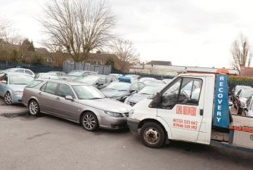 Dealership offers £10,000 reward after thieves steal three cars