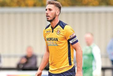 Nisbet warns Rochdale that if Slough Town click they'll be difficult to live with