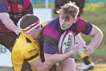 Rugby round-up: Maidenhead RFC's 31-match unbeaten run at Braywick ends in capitulation to Newbury RFC