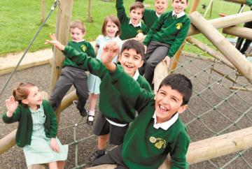 Louis Baylis Trust donations helps playground 'stand test of time'