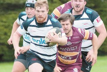Maidenhead RFC beat 'several' other clubs to sign Niall Crosley