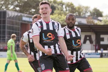 Maidenhead United: We all put in a good shift against Halifax Town, says goal-machine Josh kelly